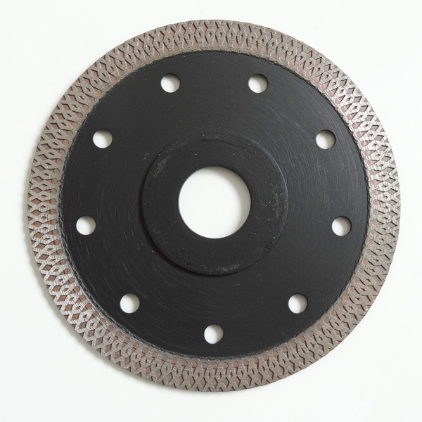 Vitrified Tile Cutting Tools Mesh Turbo Diamond Saw Blade
