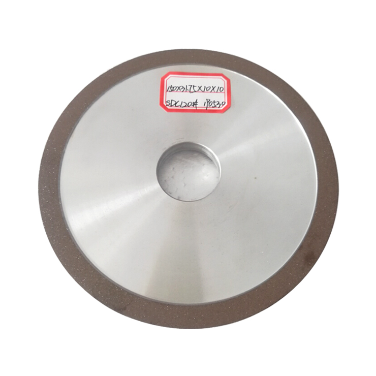 PCD Verified Diamond Grinding Wheels For Sharpening Carbide Saw Blades