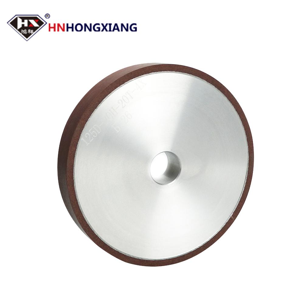 1A1 Resin Bond Diamond Grinding Wheel for Tungsten Carbide