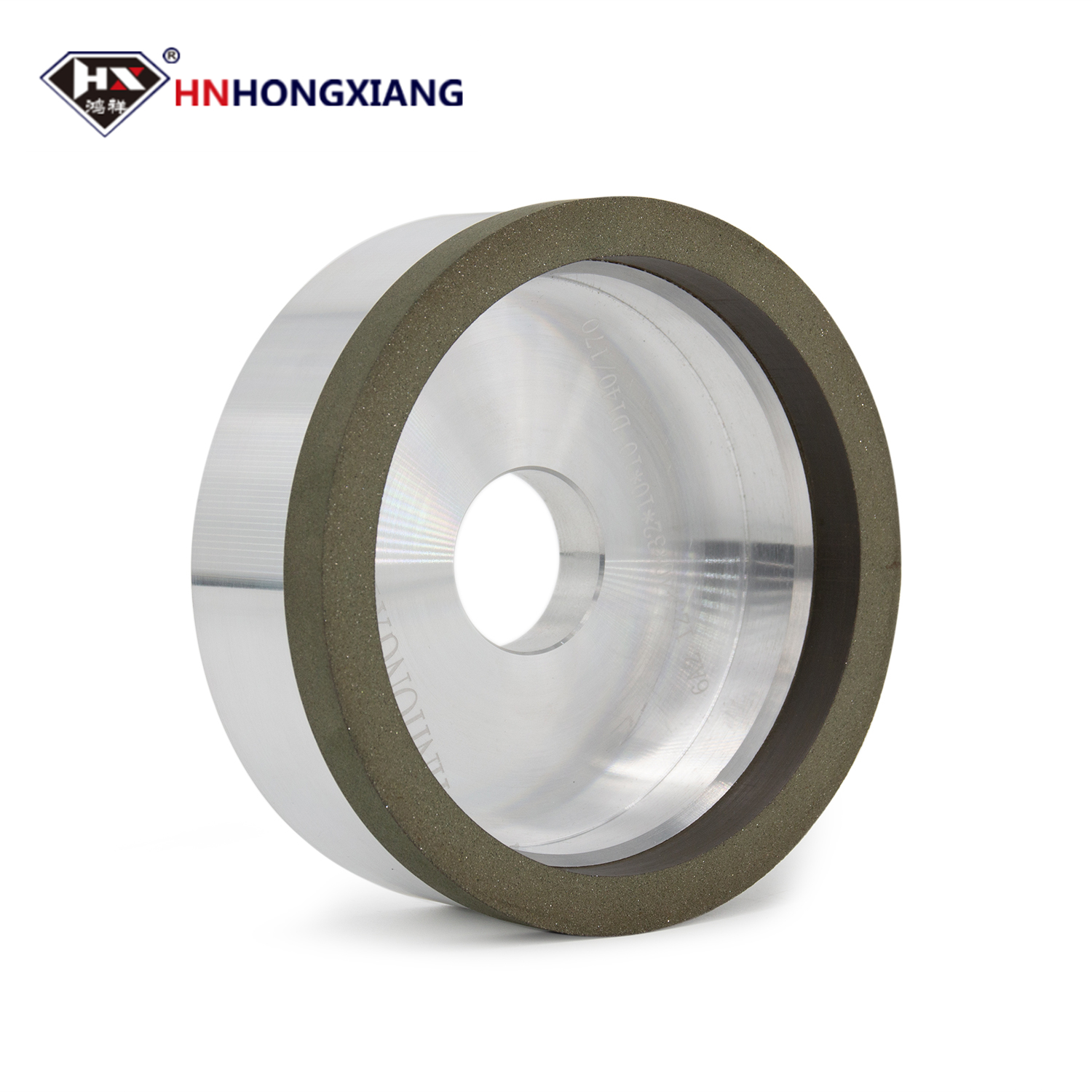 6A2 Resin Bond Grinding Wheel For Grinding And Finishing Cutting Tools