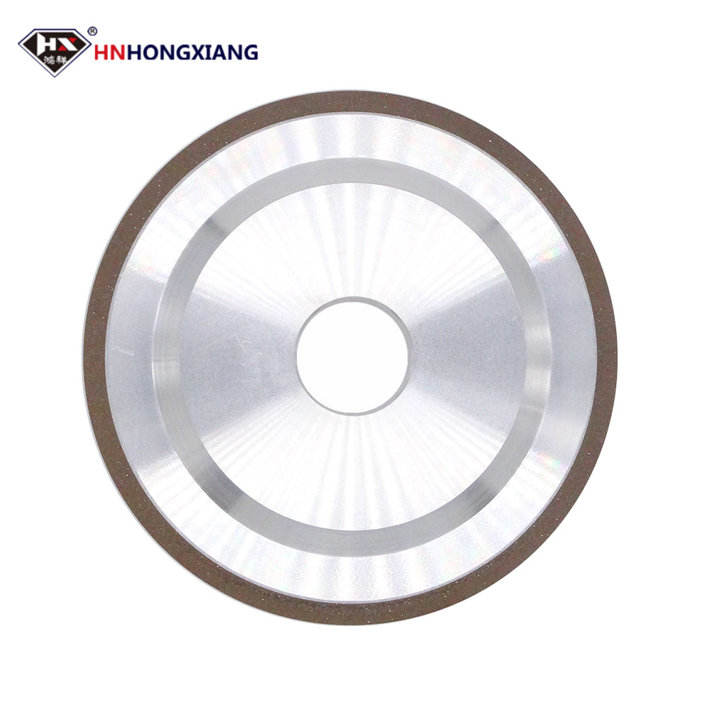 14A1 Resin Bond Grinding Wheel For Grooving And Cutting Tungsten Carbide