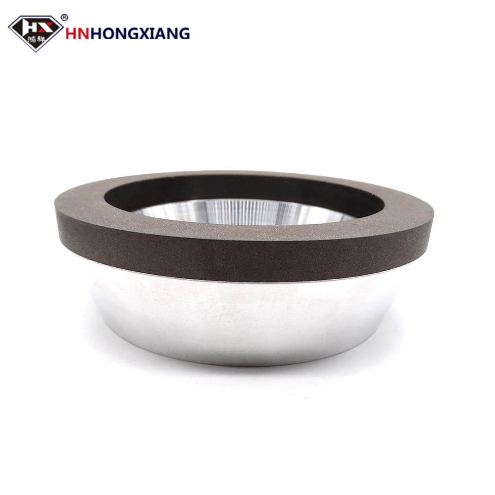 11A2 Resin Bond Diamond Grinding Wheel For Tool Edge Grinding