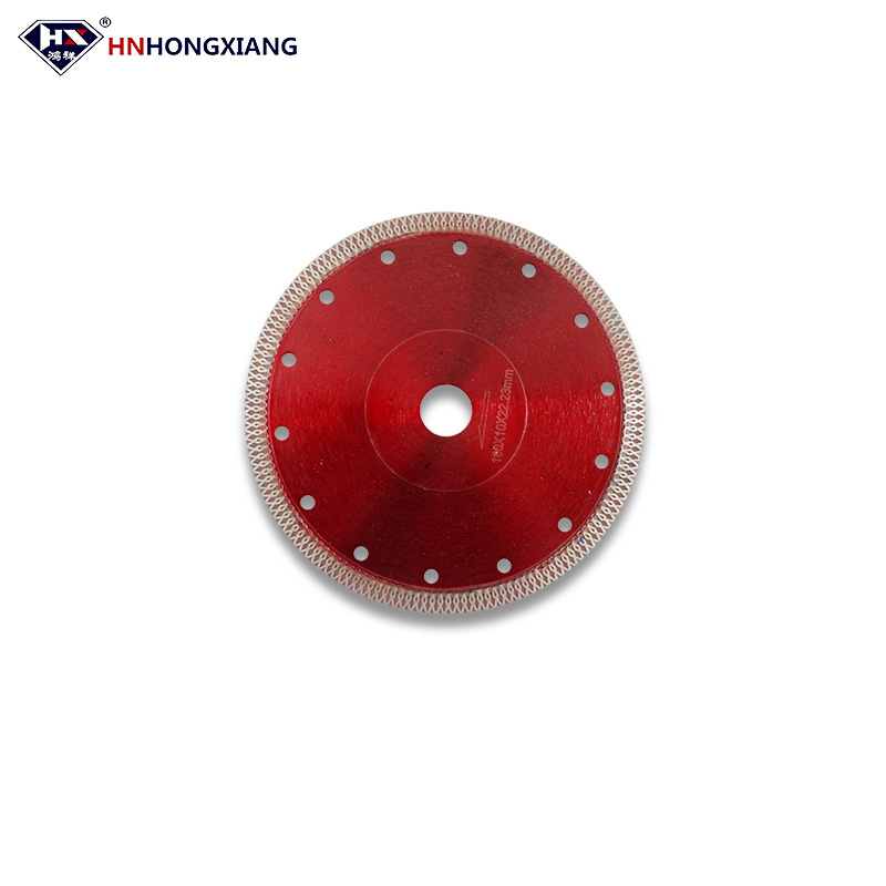 Hot Pressed Superthin Diamond Saw Blade X Type