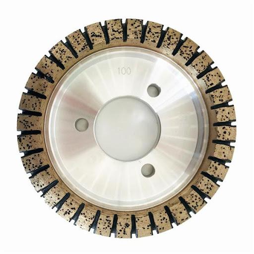 External Segment Glass Diamond Grinding Wheel