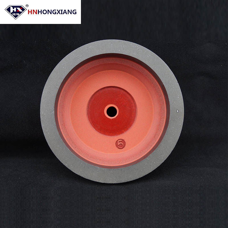 Bowl Type Segment Resin Glass Diamond Grinding Wheel