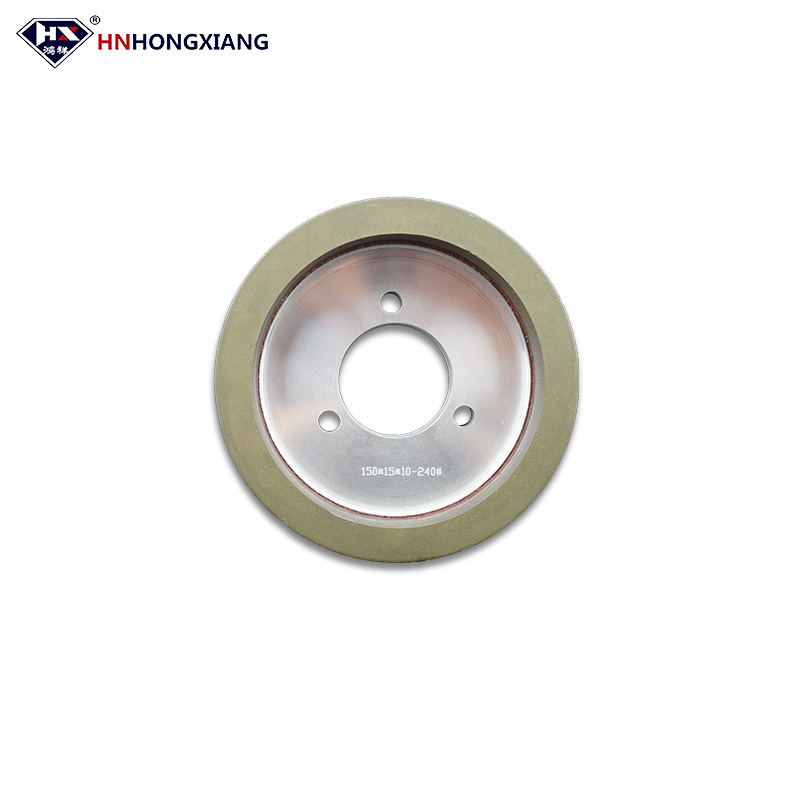 Continuous Resin Glass Diamond Grinding Wheel