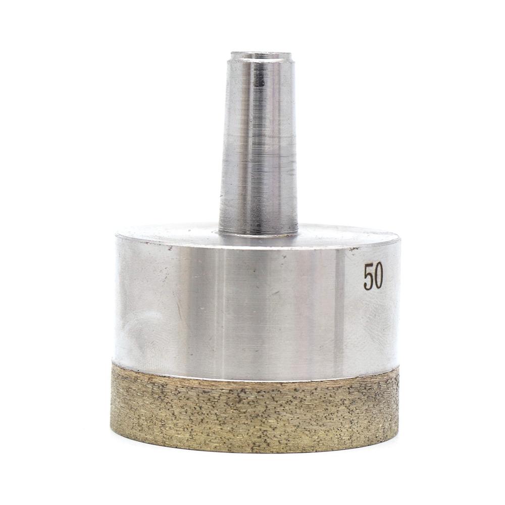 Stright Taper Shank Glass Diamond Drill Bit