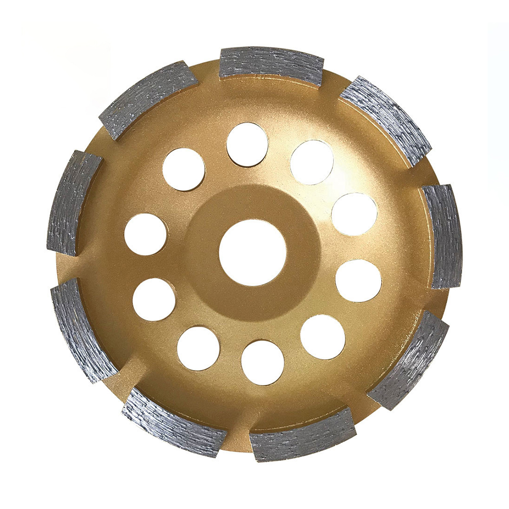 Single Row Segmented Diamond Grinding Cup Wheel
