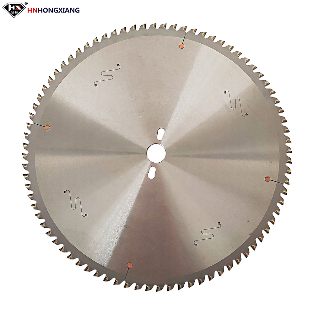 Woodworking PCD Saw Blade for Cutting Laminates MDF Chipboards
