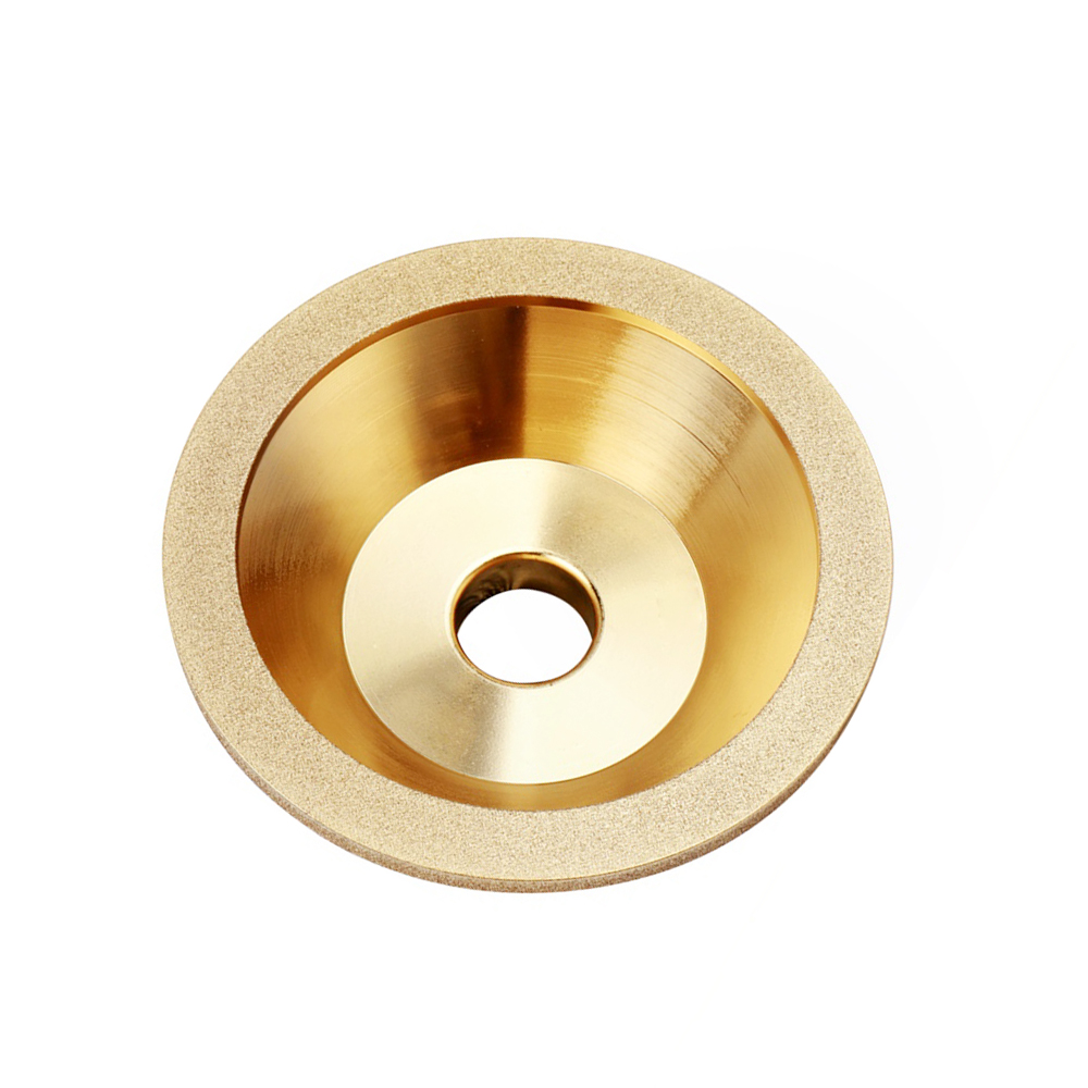 Bowl Shape Brazed Diamond Grinding Wheel