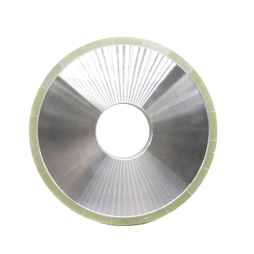 1A1 Vitrified Bond Diamond Grinding Wheel