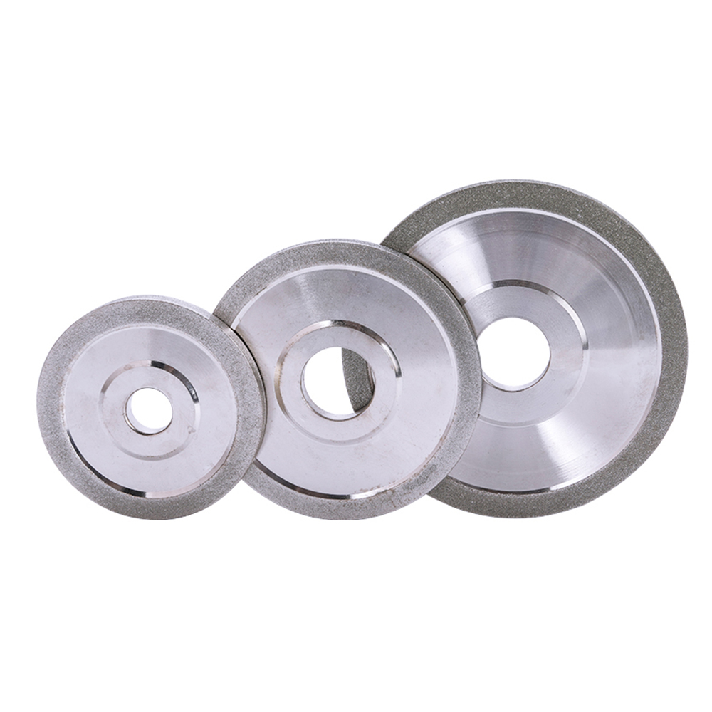 1A1 Flat Electroplated Diamond Grinding Wheel