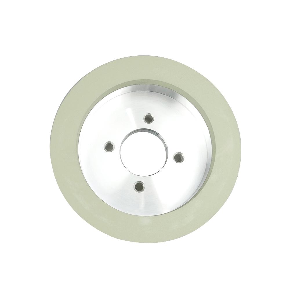 6A2 vitrified bond diamond grinding wheel