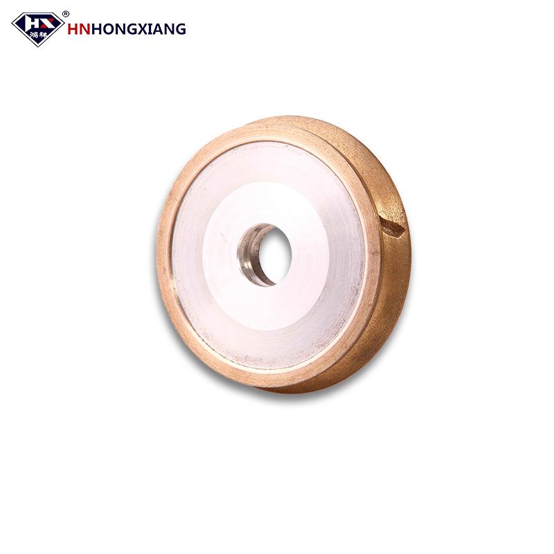 OG Doule OG Triple OG Glass Diamond Grinding Wheel for Shape Edging