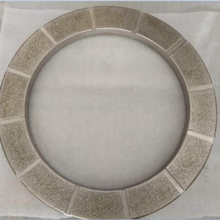 Electroplated Diamond Wheel Grinding Drum for Brake Pad